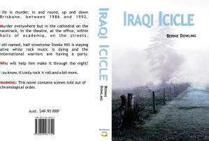 Iraqi Icicle by Bernie Dowling