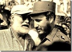 Brisbane's Brian Laver giving advice to the young Fidel.