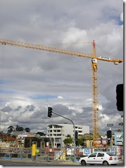 Cranes and their union