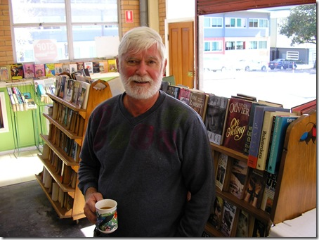 Brian Laver at Zapata's