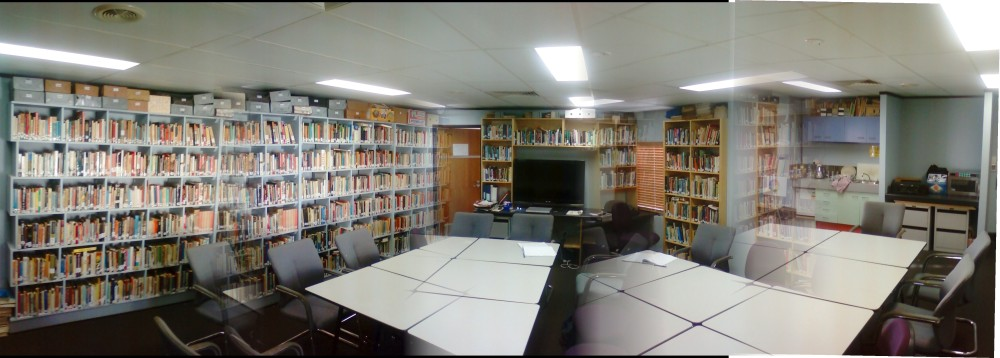 Institute of Social Ecology library