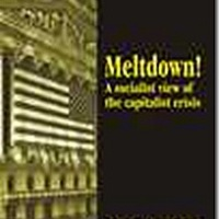 Meltdown— a socialist view of the capitalist crisis.