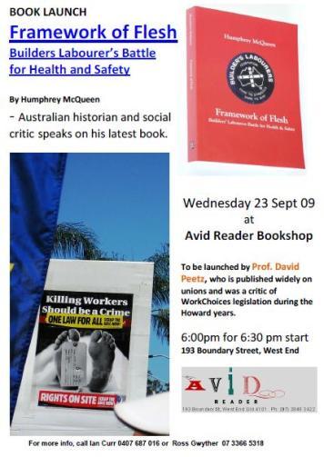 Avid Reader book launch