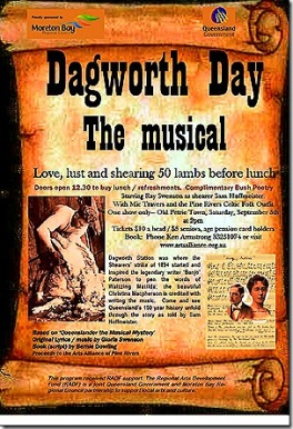 Dagworth Day the musical