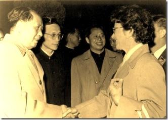 mao tse tung meets brisbane communist Norma Chlamers