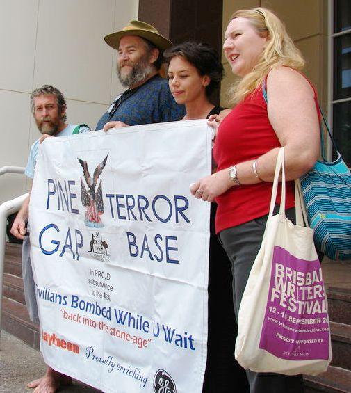 Pine Gap 4: Crime andPunishment