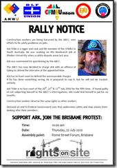 Ark Tribe Rally
