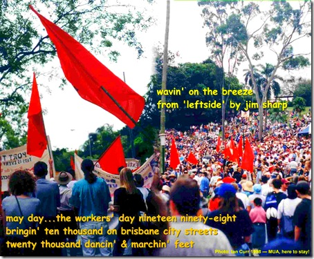 wavin' on the breeze - mua here to stay may day 1998