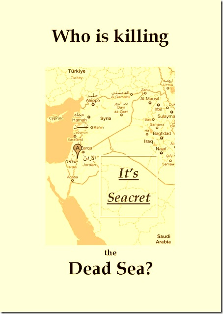 Who is killing the Dead Sea