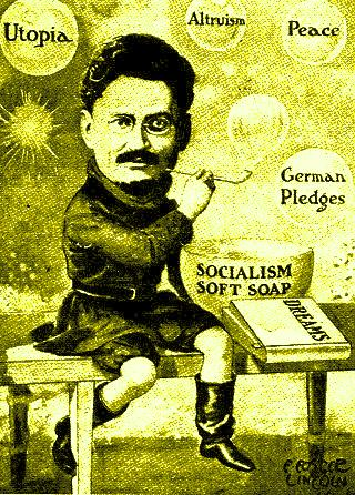 Trotsky's pledge