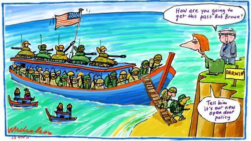 Nicholoson Cartoon