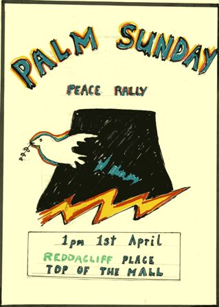 Palm Sunday Rally- Keep Australia Nuclear-Free &Independent