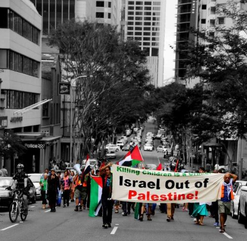 Emergency protest for Gaza