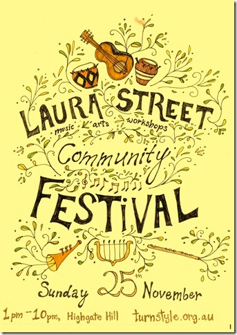 Laura Street: The Haze (between day and night)