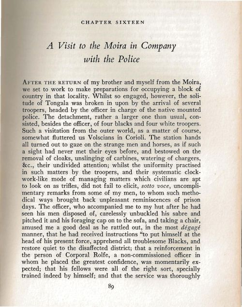 """A visit to Moira .., from """"Recollections of squatting in Victoria"""" by Edward M Curr"""