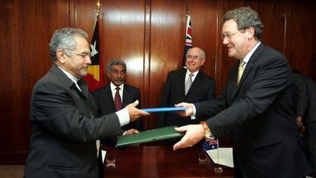 timor gap treaty