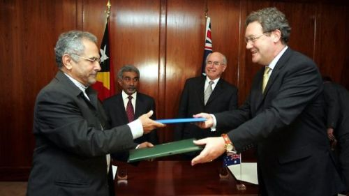 timor gap treaty