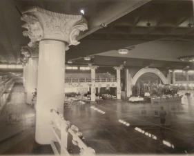 Inside the old Cloudland ballroom