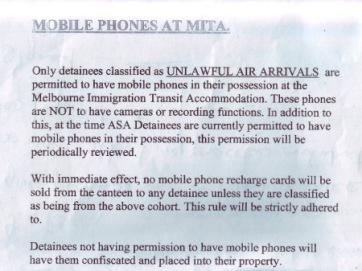 MITA mobiles