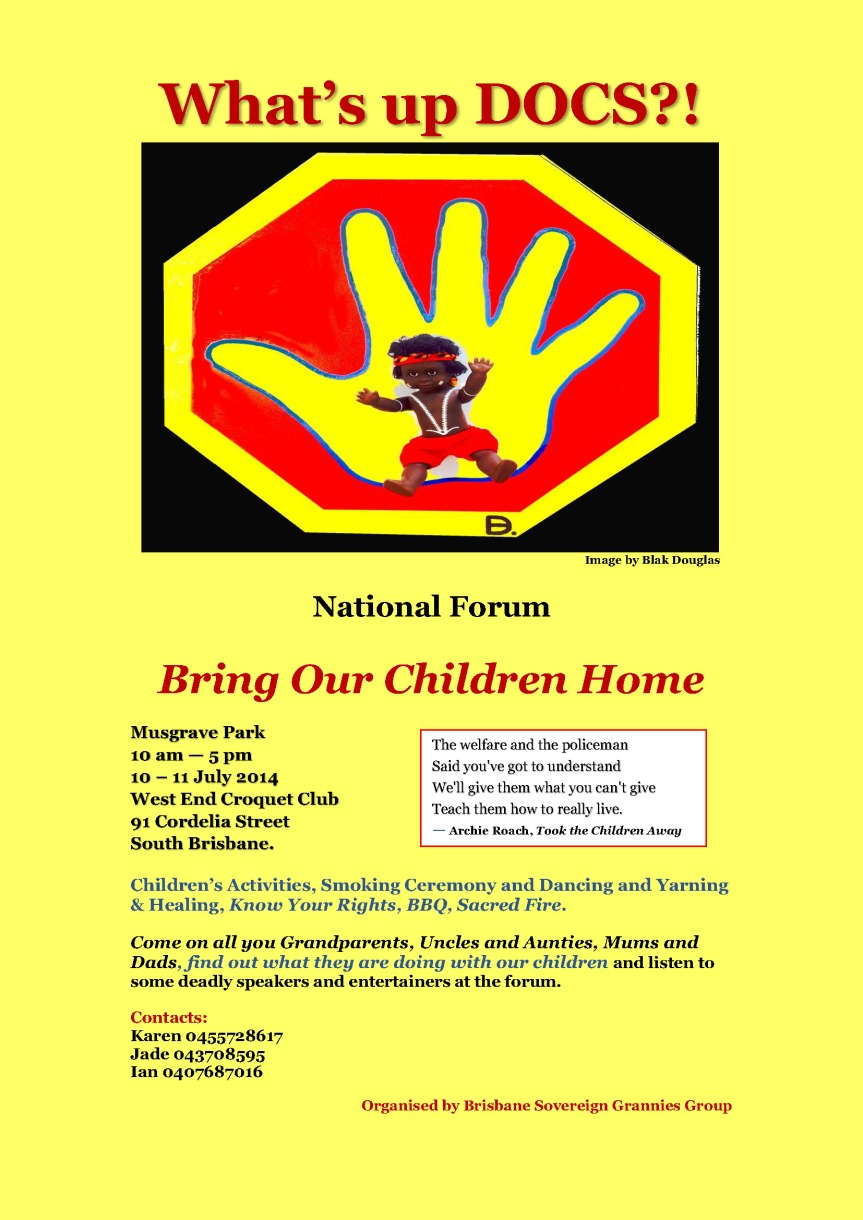 Whats up DOCS - National Forum Flyer