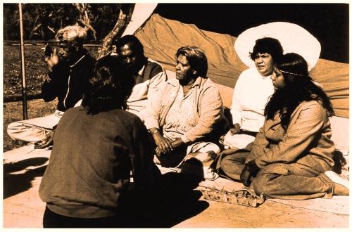 Tulladunna protest camp