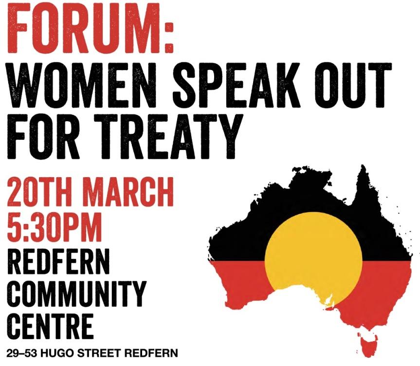 4 women for treaty