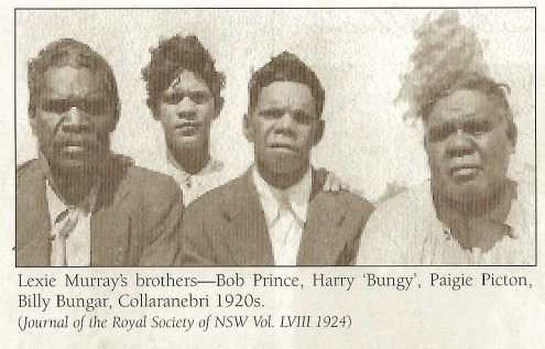 harry murray and his brothers