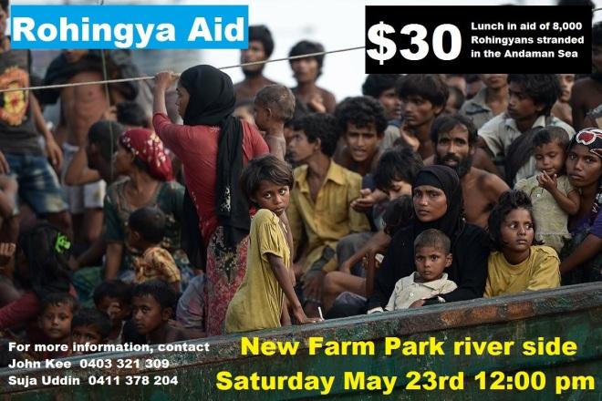 rohingya aid