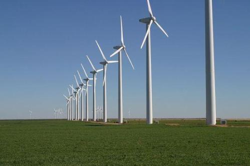 Figure 1 – 420MW Marcarthur Wind Farm by AGL and Meridian, 290km west of Melbourne