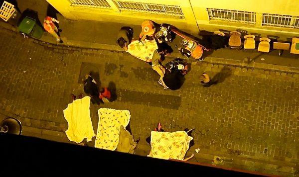 l'horreur a Paris