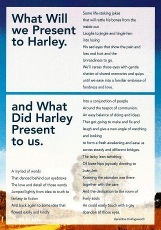 Geraldine's poem