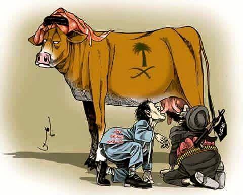 cartoons about saudi 1