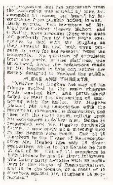 Conscription Debate Daily Standard (Brisbane, Qld. - 1912 - 1936), Thursday 16 November 1916, page 5 - 2