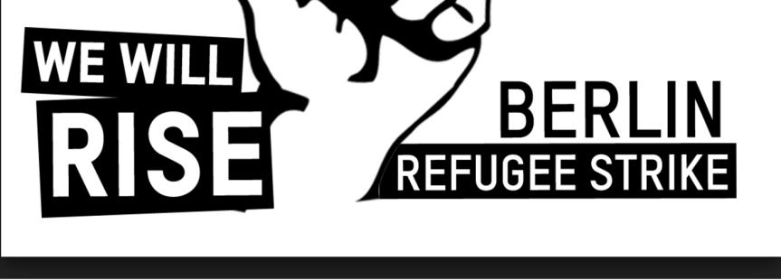 Brisbane Free University presents: A short history of the Oranienplatz Refugee Strike Squat,Berlin.