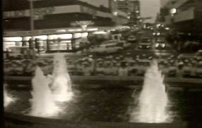 King George Square 12 Oct 1977