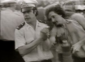 Peter Annear arrest 22 Sept 1977