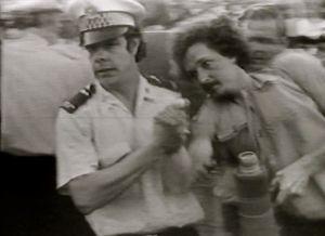 Peter Annear arrest 22 Sept 1977