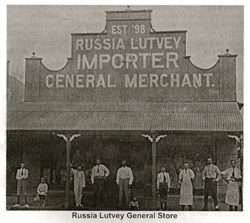 Russia Lutvey adapted