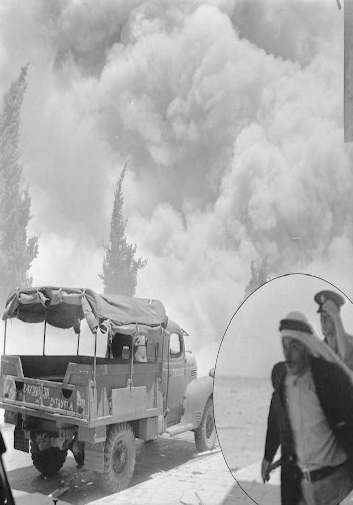 Bombing of the King David Hotel