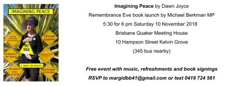 Imagining Peace by Dawn Joyce
