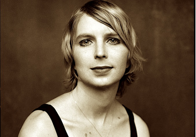 Chelsea Manning would rather die than becoerced