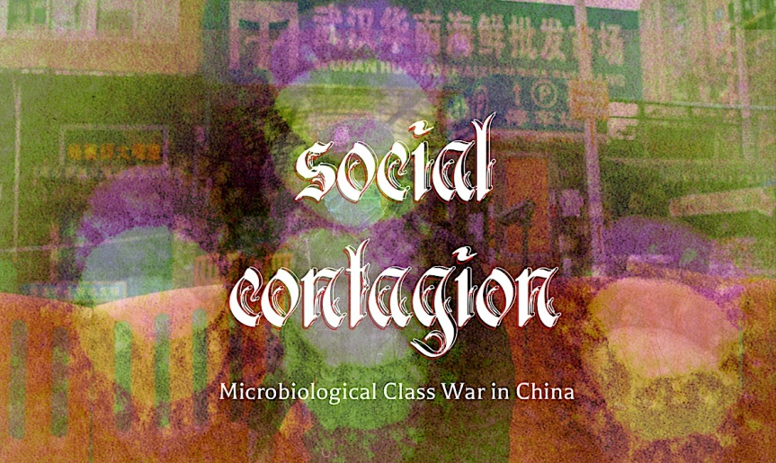 Social Contagion – microbiological class war in China