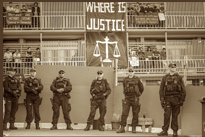 Where is Justice?