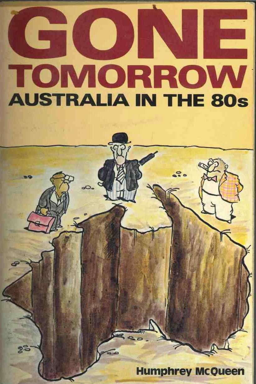 Gone Tomorrow – Australia in the80s