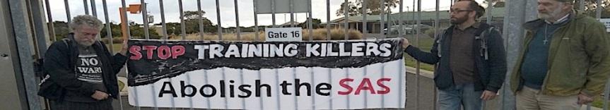 Vice Admiral Griggs: SAS assaults on protestors at Swan Island 'reasonable'