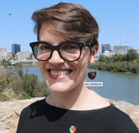 Amy McMahon - new Member for South Brisbane