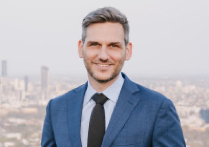Michael Berkman - Greens Member for Maiwar
