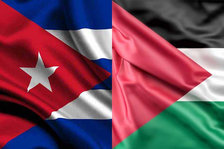 Stories from the revolution in Cuba andPalestine