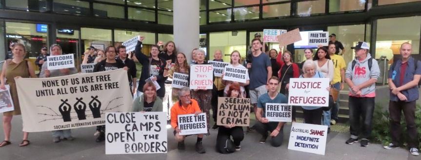 35 medivac refugees still in detention inBITA