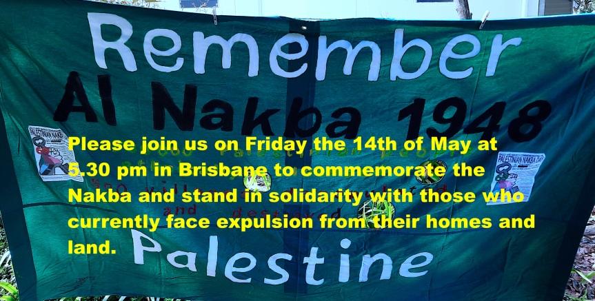 The <em>Big Ride for Palestine</em> rides the Tour de Brisbane on 11July